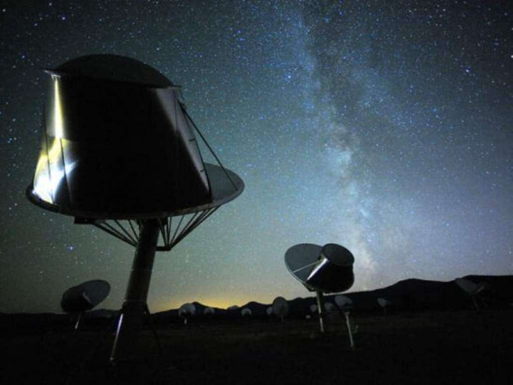 allen telscope array SETI